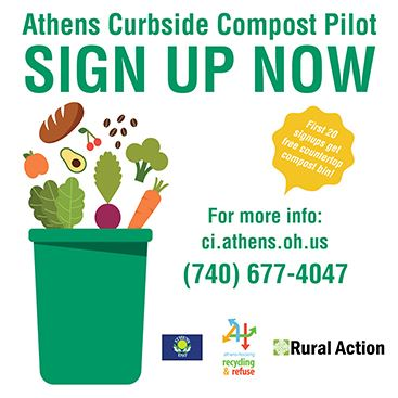 Composting Sign Up Now Picture