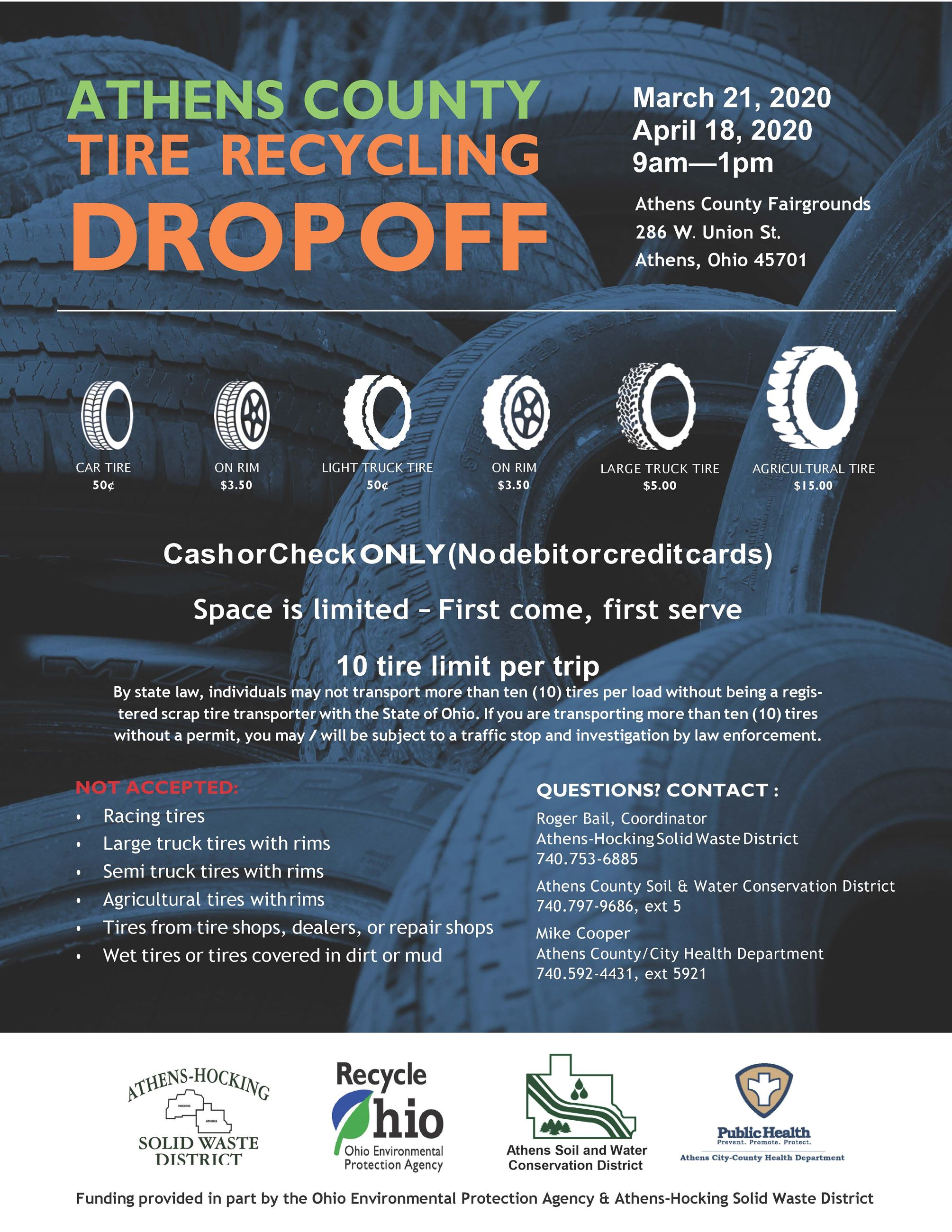 2020-Athens-County-Spring-Tire-Recycling Flyer