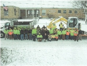 Public Works Group Photo
