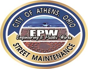 Logo for City of Athens EPW Department