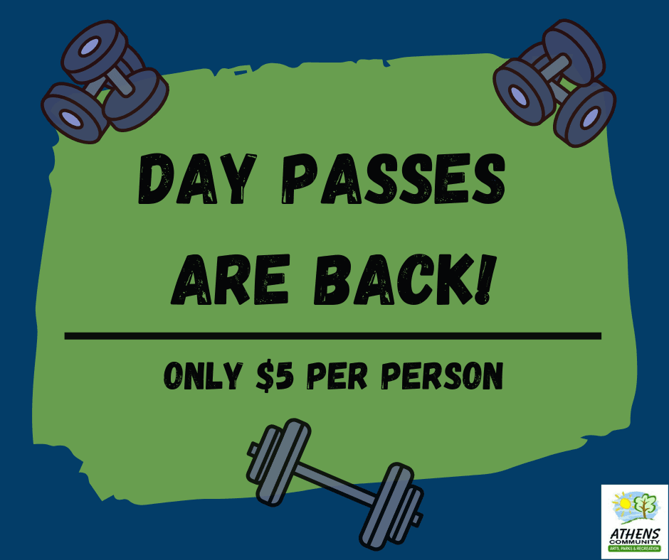 DAY PASSES ARE BACK! (1)