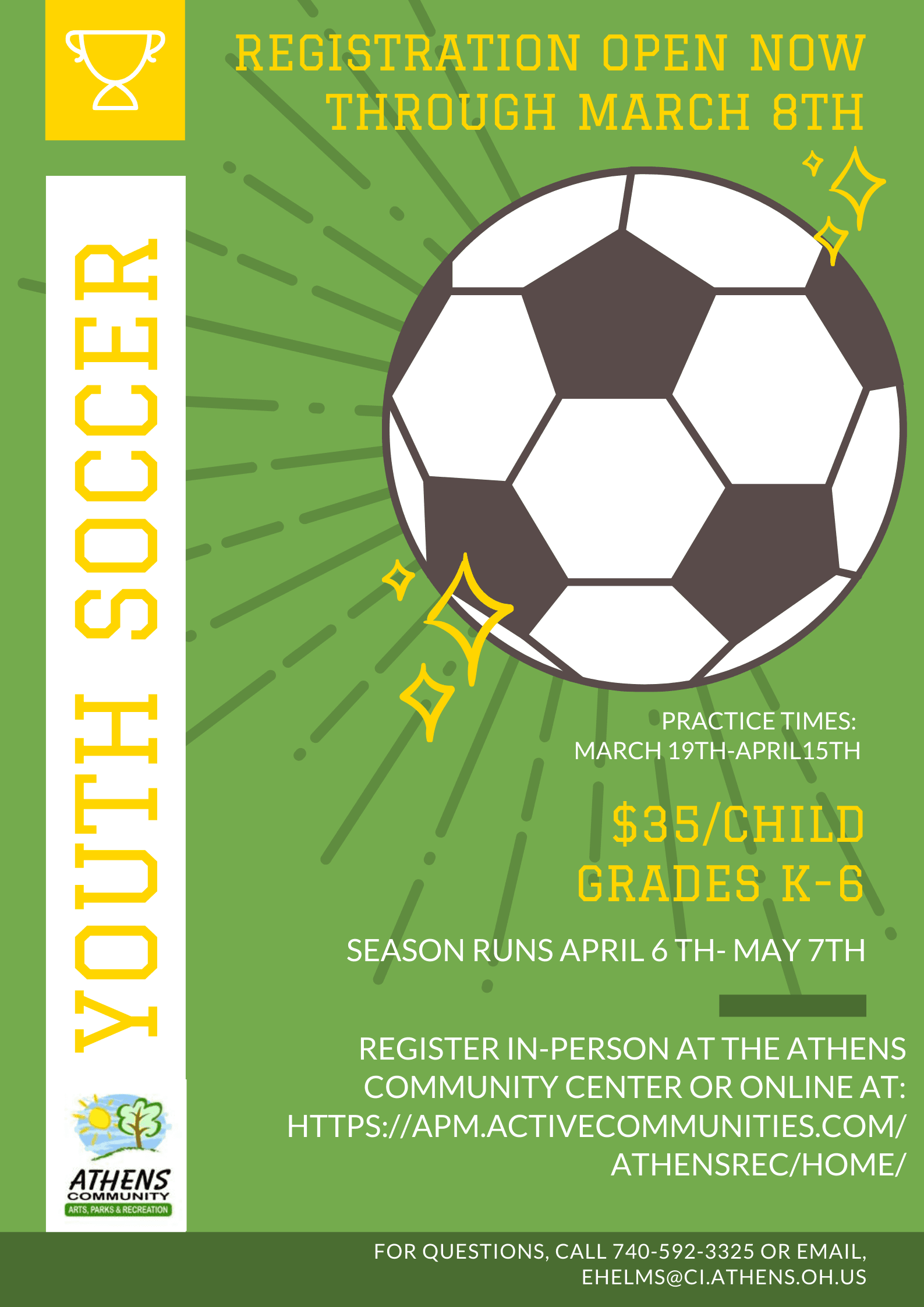Youth Soccer Registration_2020