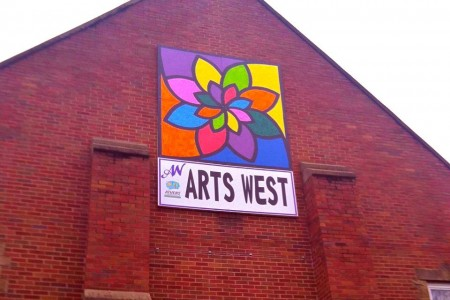 photo of Arts West Bulding